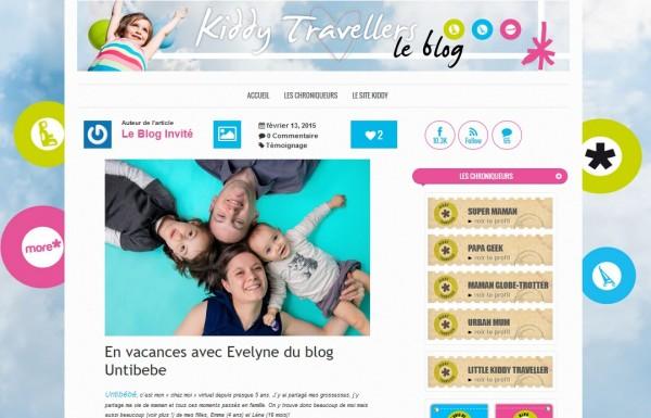 kiddy travellers blog invite untibeeb