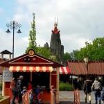 Faire le parc Asterix avec de jeunes enfants
