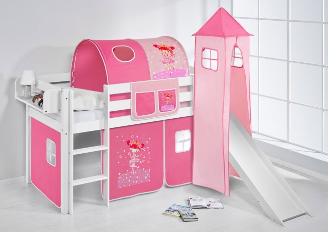 am nager une chambre de r ve pour une petite fille. Black Bedroom Furniture Sets. Home Design Ideas