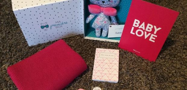 Ma première box, un cadeau de naissance utile et original