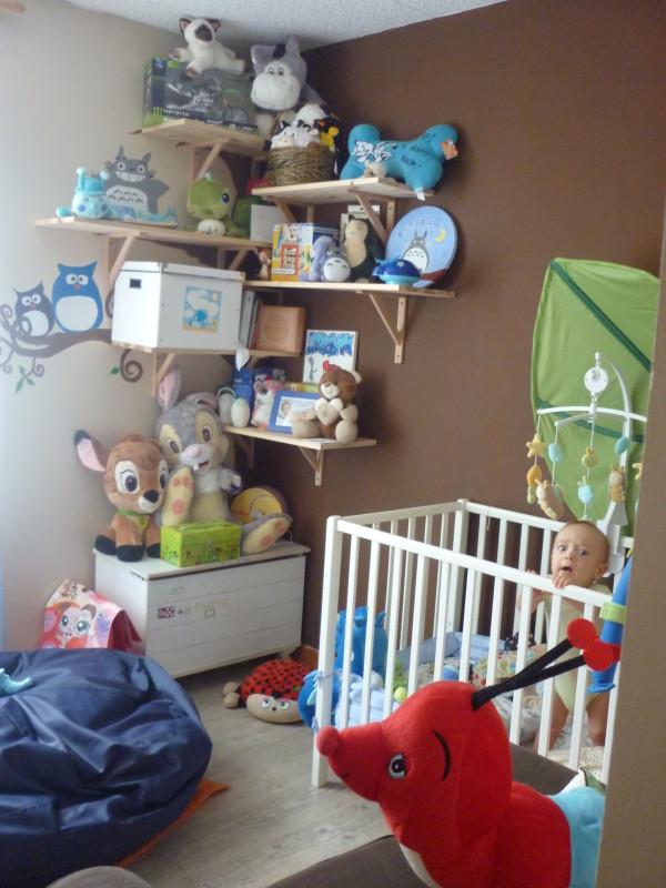 la jolie chambre d 39 enfant de chocapic d co untibebe family. Black Bedroom Furniture Sets. Home Design Ideas