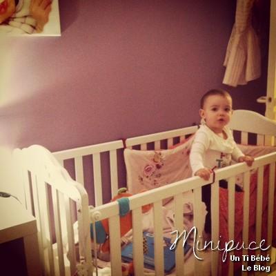 Une chambre parme et blanc pour ma fille... {déco} - UntiBebe family ...