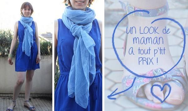 Des tenues complètes à moins de 30 € pour maman ! {Look de maman #27}