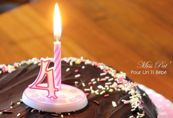 La recette du gâteau d'anniversaire ananas et chocolat de Miss Pat' {RECETTE}