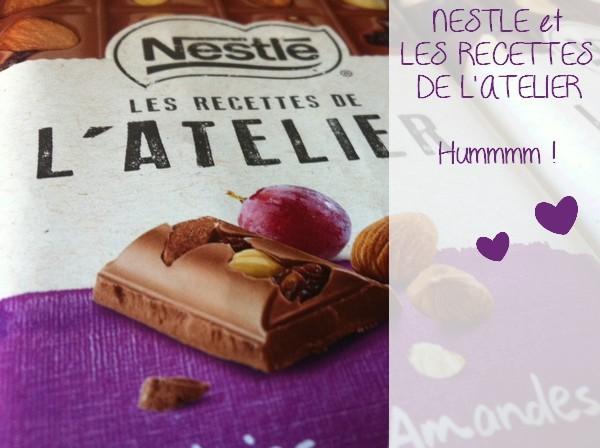 Nestlé, mon partenaire gourmand {ANNIVERSAIRE}