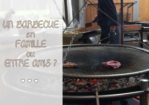 Un petit barbecue entre amis ou en famille, ça vous tente ?