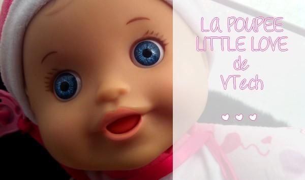 La poupée qui apprend à parler existe !