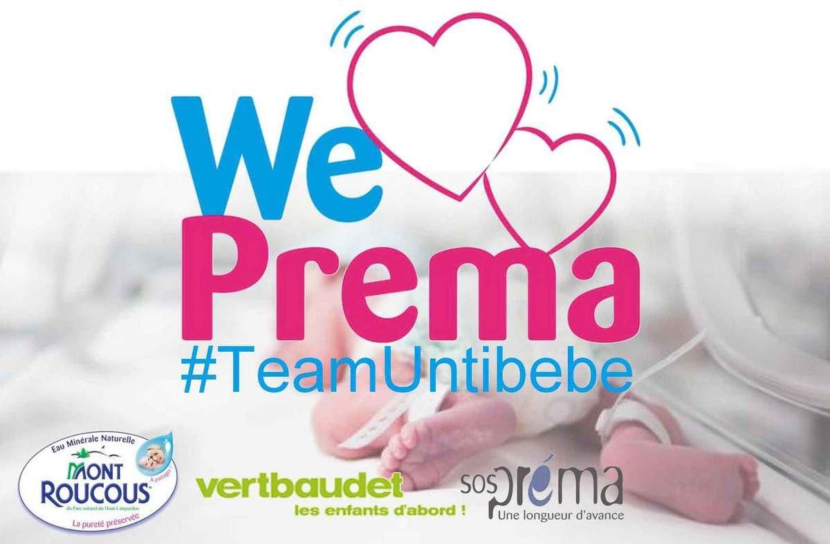L'opération &quot&#x3B;We Love Prema&quot&#x3B; ou l'occasion d'aider les bébés nés prématurés