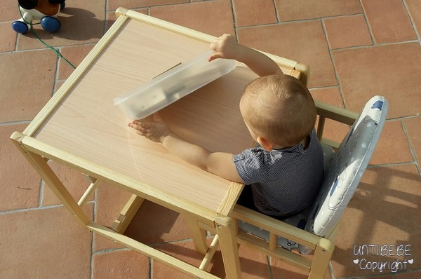 Choisir une chaise haute modulable et volutive avantages et inconv nients - Chaise haute modulable ...