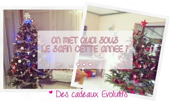 3 idées de cadeaux évolutifs et ludiques pour les enfants pour Noël