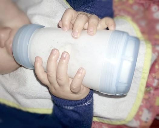 biberon mam lait epaissi