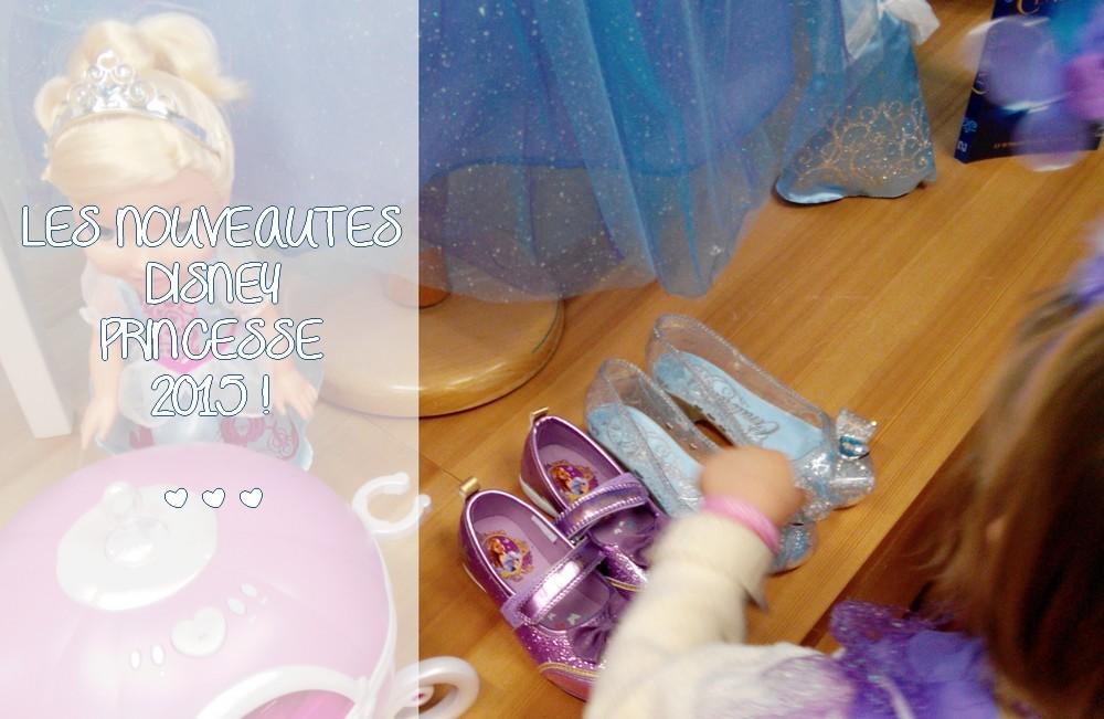 Les nouveautés Disney Princesse de cette année à travers les yeux d'un papa - #DisneySocialClub