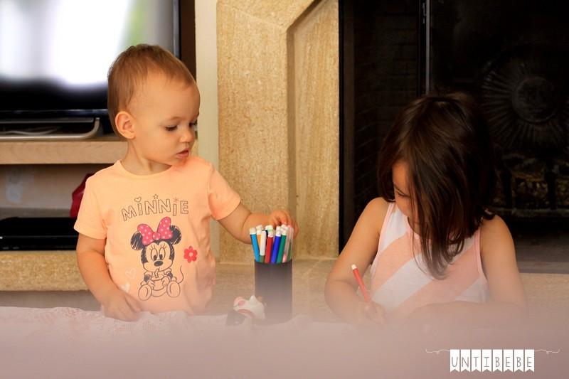 enfants dessinent