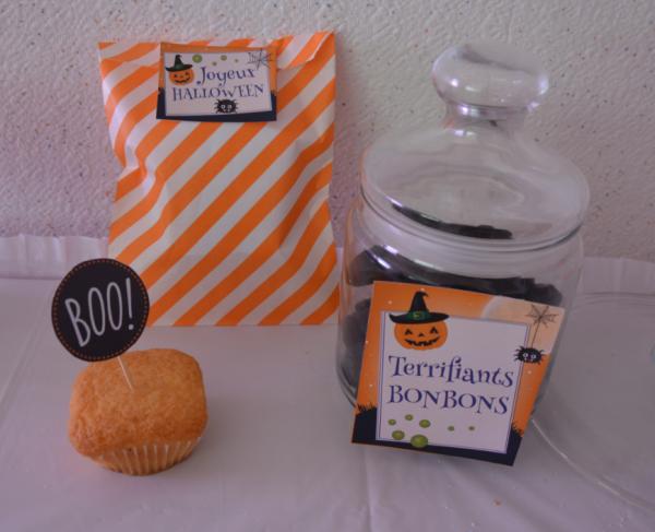 05 kit printable mybbshowershop halloween table sweet