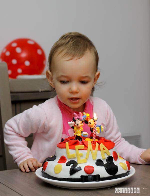 gateau mickey minnie anniversaire enfant maison de mickey