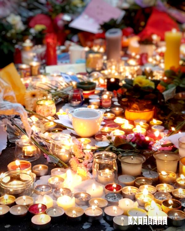 hommage victimes 13 septembre 2015 paris attentats