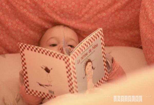 livre bebe coucher