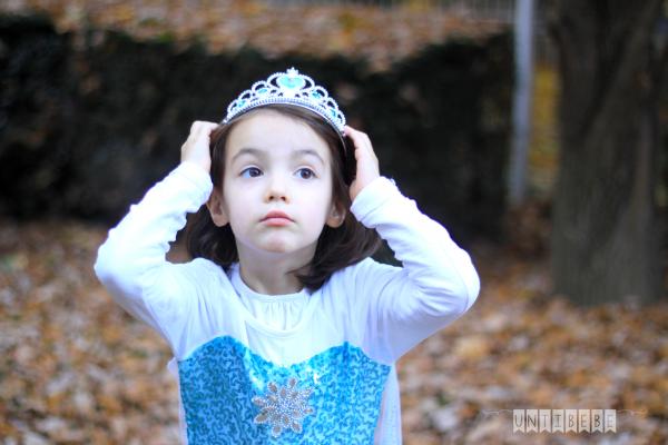 reine des neiges couronne
