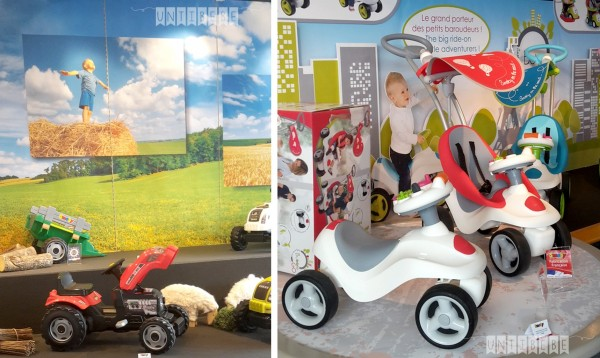 velo jouet pedale tracteur smoby