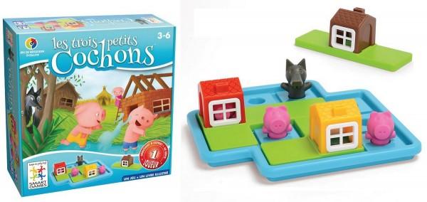 3 petits cochons smartgames 3