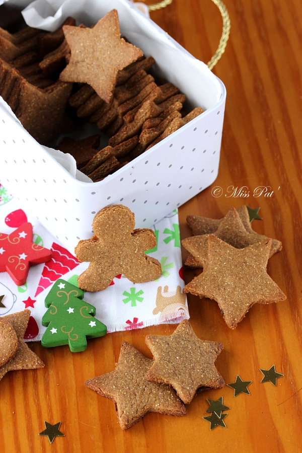 Biscuits de Noël miss pat untibb