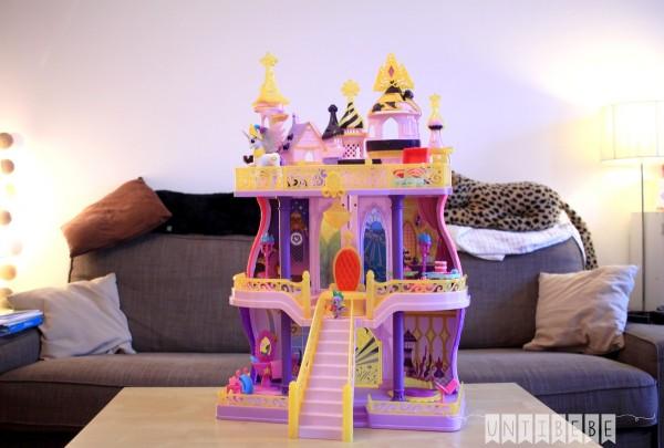 chateau royaume de canterlot