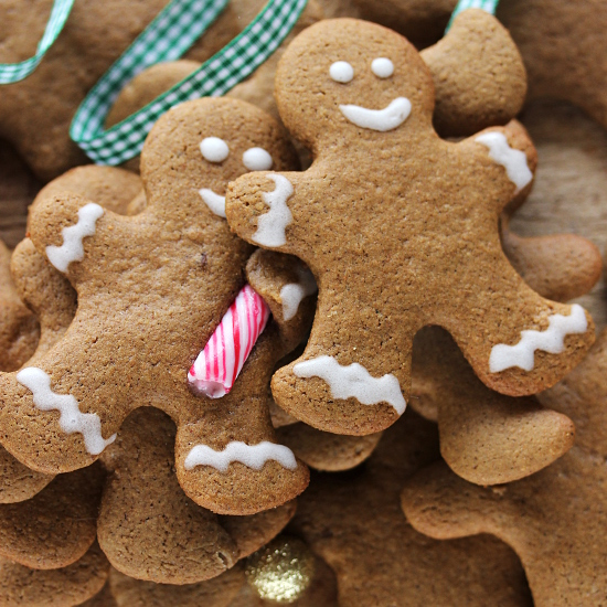gingerbread bonhomme 2 carre