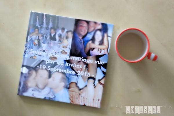 livre photos mariage conserver photos appareil photo jetable
