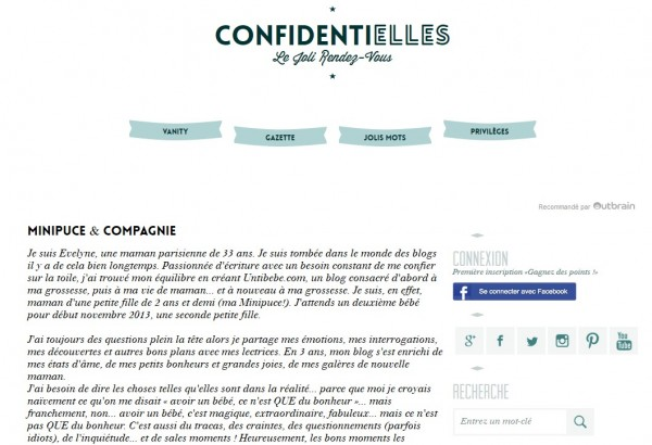confidentielles