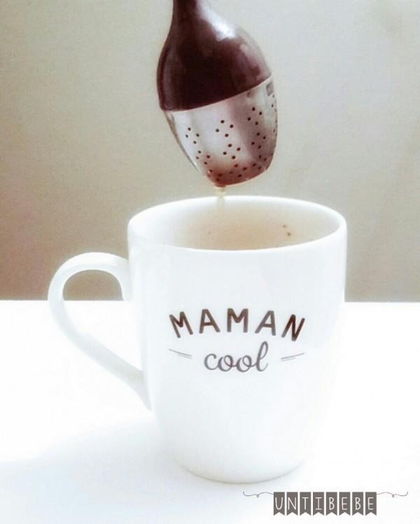 tasse maman cool thé