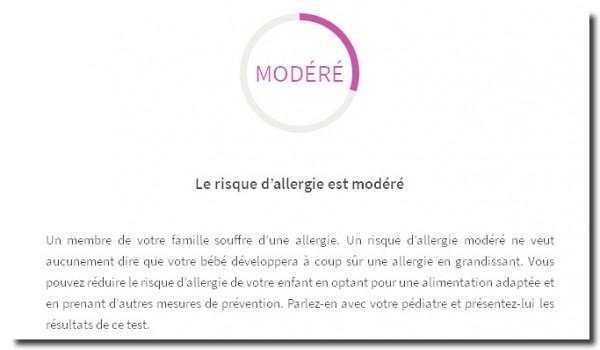 allergie tool aptamil risques evaluer