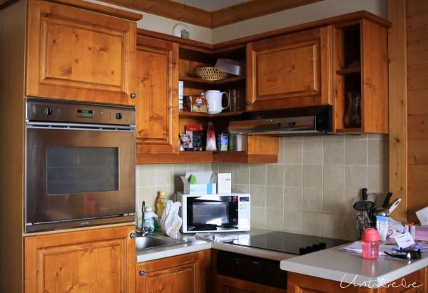 arc 1950 pierre et vacances cuisine