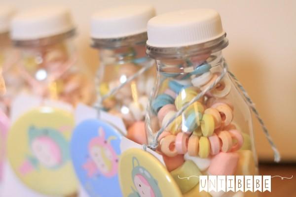 cadeau invite mariage enfant collier bonbons