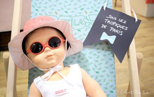 ki et la lunettes soleil chapeau anti uv enfant