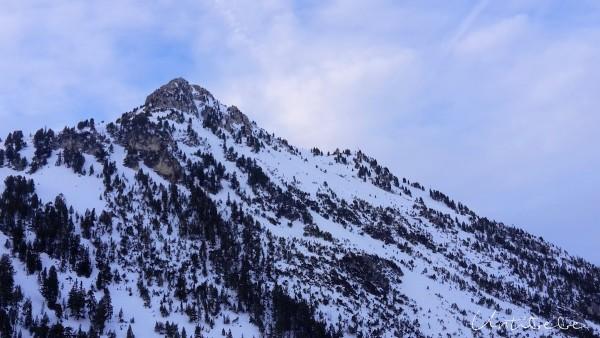 montagne arc 1950