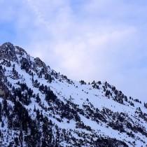 montagne arc 1950 sans