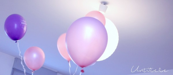 ballon helium anniversaire