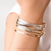 Bracelet Cuff, Personalized