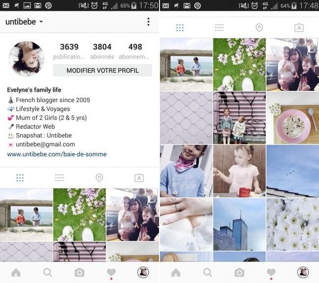instagram blog untibebe