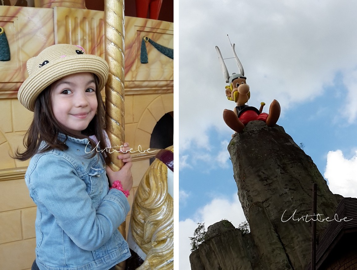 parc asterix manege enfant