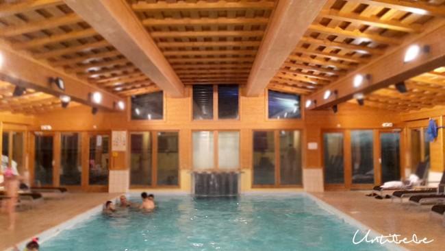 piscine pierre et vacances arc 1950