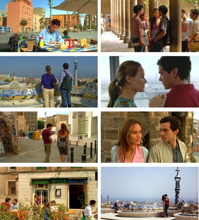 visiter barcelone comme auberge espagnole plan lieux de tournage 2