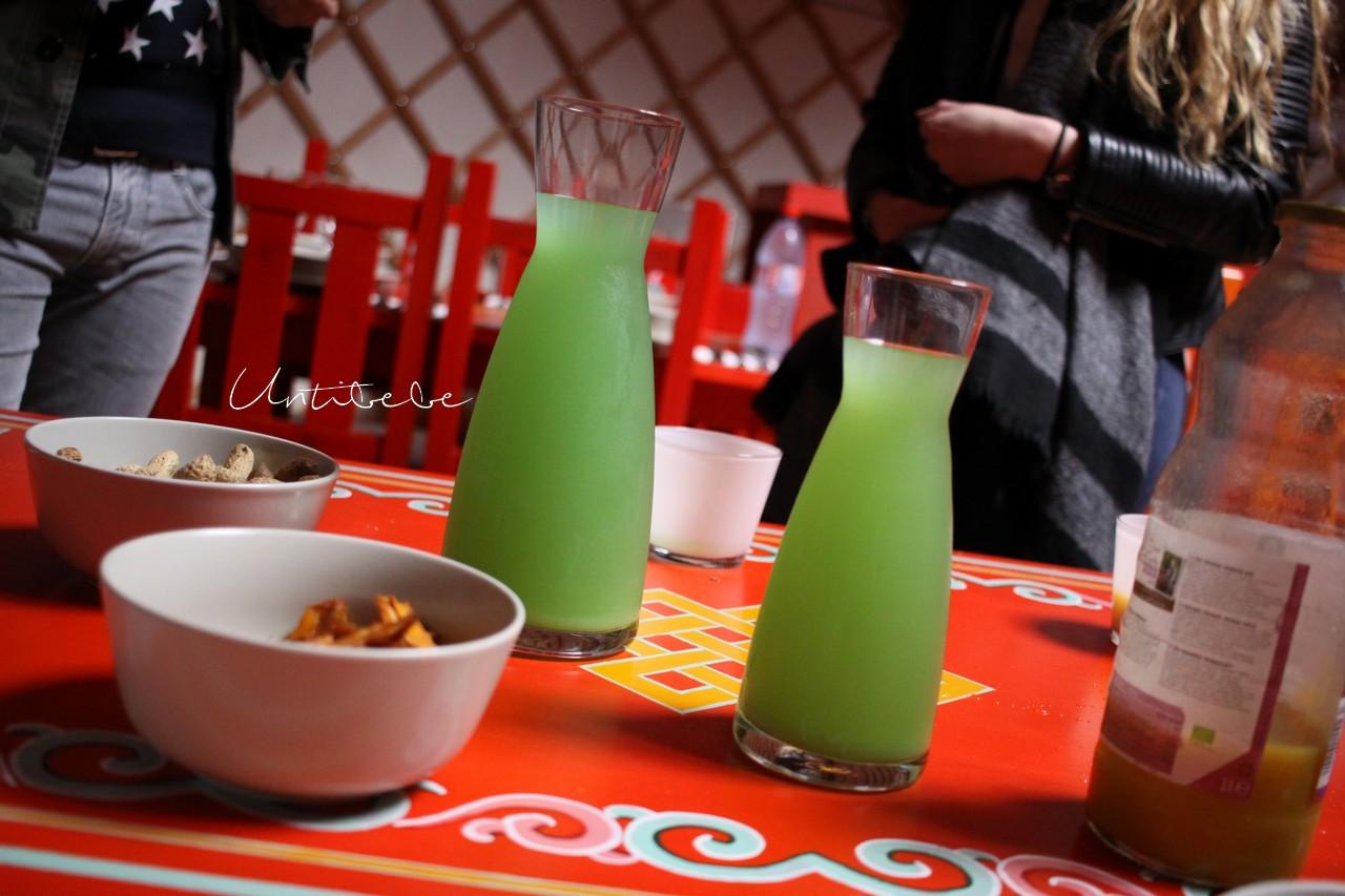 aperitif mongole