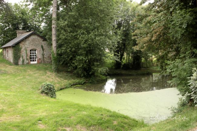 chateau lez eaux les castelsespaces verts nature