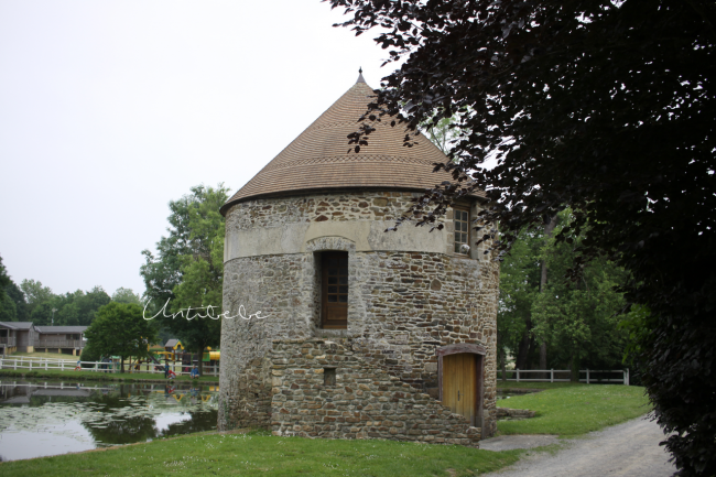 parc chateau lez eaux les castels