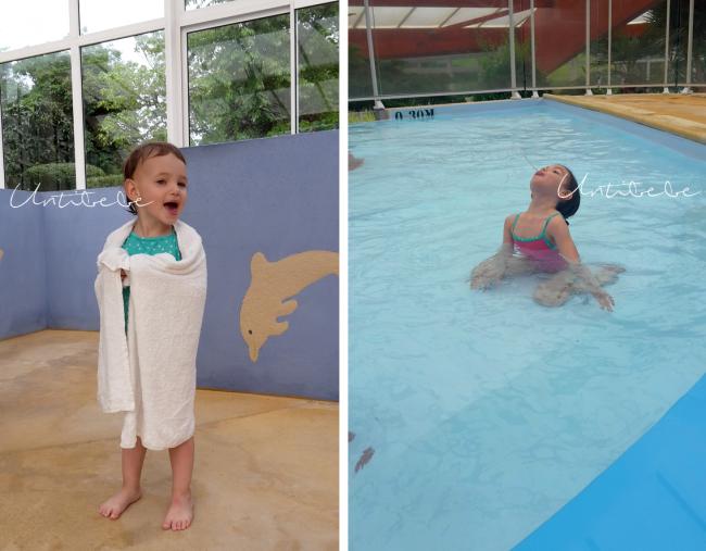 piscine camping chateau lez eaux les castels