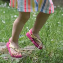 sans sauter à pieds joints dans l'été