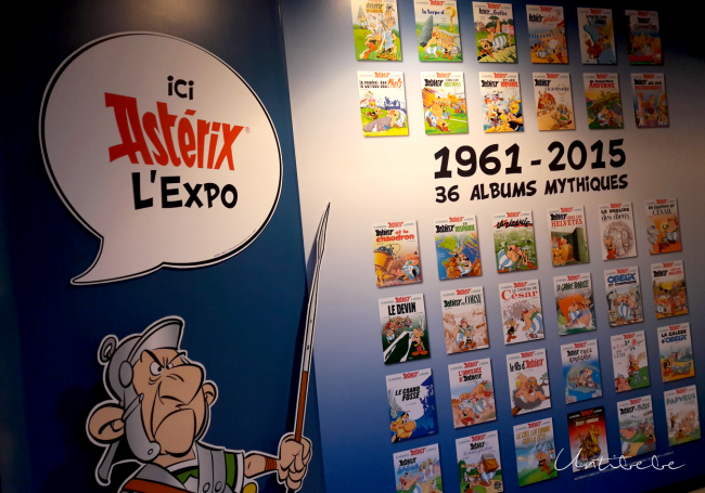 Asterix l expo