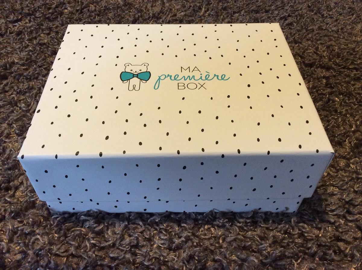 Boîte Ma première box
