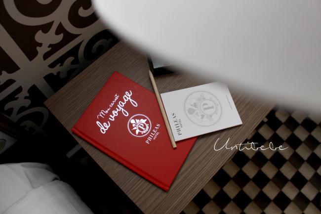 carnet de voyage phileas hotel